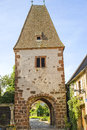 Boersch (Alsace) Stock Photography