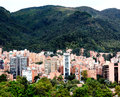 Bogota - Colombia Royalty Free Stock Photo