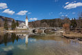Bohinj Lake Royalty Free Stock Photo