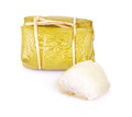 Boiled sweets bundle Folk Thailand on white background Royalty Free Stock Photo