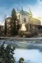 Bojnice Castle - Slovak Republic.