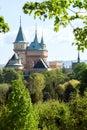 The Bojnice castle, Slovakia