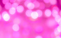 Bokeh abstract background of blurred lights with Stock Image