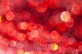 Bokeh abstract background in red Stock Photos