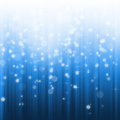 Bokeh abstract backgrounds blue light Royalty Free Stock Photos