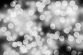 Bokeh background. Elegant abstract background