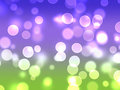 Bokeh background holiday and festive Royalty Free Stock Images