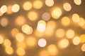Bokeh background lights out of focus sparkling Royalty Free Stock Photography