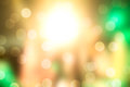 Bokeh background at stage light colorful blured Stock Images