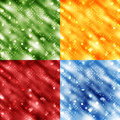 Bokeh backgrounds vector Stock Photos