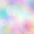 Bokeh blurred lights background Stock Photos