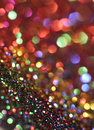Bokeh Glitter Background Royalty Free Stock Images