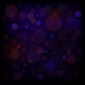 Bokeh on metallic background Royalty Free Stock Photo