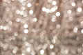 Bokeh pastel pink background with blurred  lights Royalty Free Stock Photo
