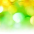 Bokeh vivid color background Royalty Free Stock Photography