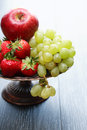 Bol de fruits Image stock
