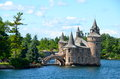 Boldt Castle Power House, One Thousand islands Royalty Free Stock Photo