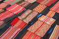 Bolivian handcrafted items Royalty Free Stock Photo