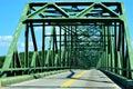 Bolling Bridge At Lake Lanier, Georgia, USA
