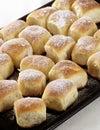 Bolos doces do fermento Imagens de Stock Royalty Free