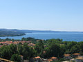 Bolsena lake italy lazio the biggest in lazio Royalty Free Stock Images