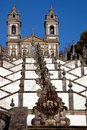 Bom Jesus Church Royalty Free Stock Photo