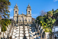 Bom Jesus do Monte Monastery, Braga, Portugal Royalty Free Stock Photos