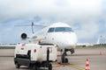 Bombardier Royalty Free Stock Photo