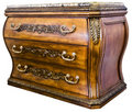 Bombay Accent Chest of Drawers Royalty Free Stock Images