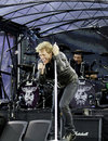 Bon Jovi Live 2011 Tour Stock Photos
