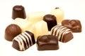 Bonbon mix sweet Royalty Free Stock Photos