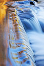Bond Falls Cascade Royalty Free Stock Photo