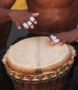 Bongo Drums Royalty Free Stock Photo