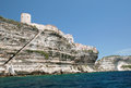 Bonifacio, Corsica Royalty Free Stock Photo