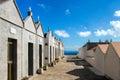 Bonifacio corsica france picturesque capital of Royalty Free Stock Photos