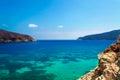 Bonito gordo beach view Royalty Free Stock Photo
