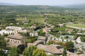 Bonnieux town Royalty Free Stock Image