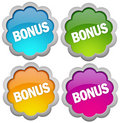 Bonus icon Royalty Free Stock Photos