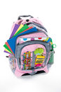 Book Bag Royalty Free Stock Photo