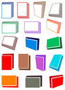 Book frames Stock Photo