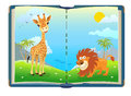 Book about jungle animals