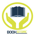 Book store bookstore icon over a white background vector illustration Stock Photo