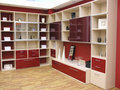 Bookcase Stock Photos