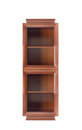 Bookcase isolated Royalty Free Stock Photo