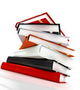 Books massive #4 Royalty Free Stock Image
