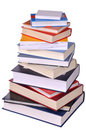 Books Stack Royalty Free Stock Photo