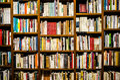 Bookshop Royalty Free Stock Photo