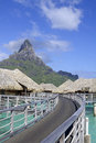 Bora bora Royalty Free Stock Photography