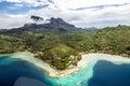 Bora Bora Royalty Free Stock Photo