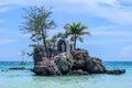 Boracay Beach Island Royalty Free Stock Photo